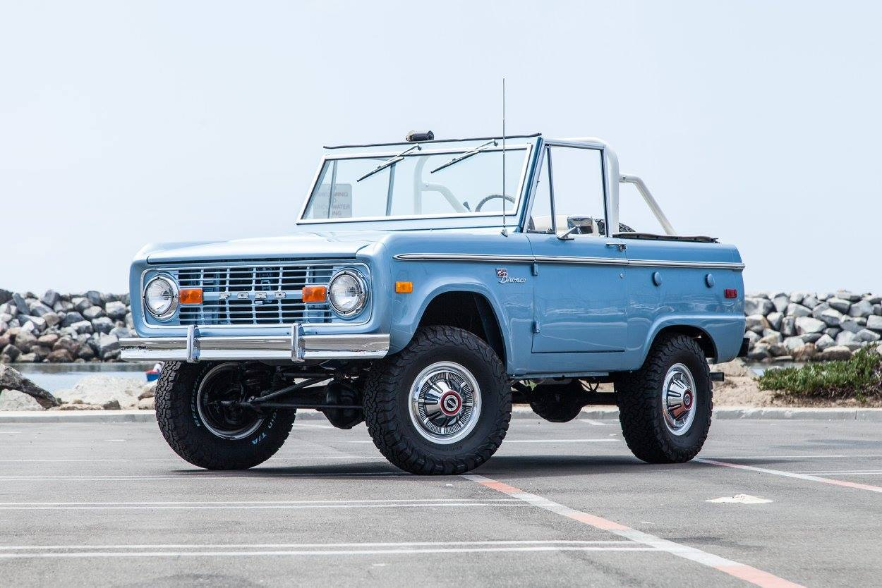 Copy of 1975 Ford Bronco