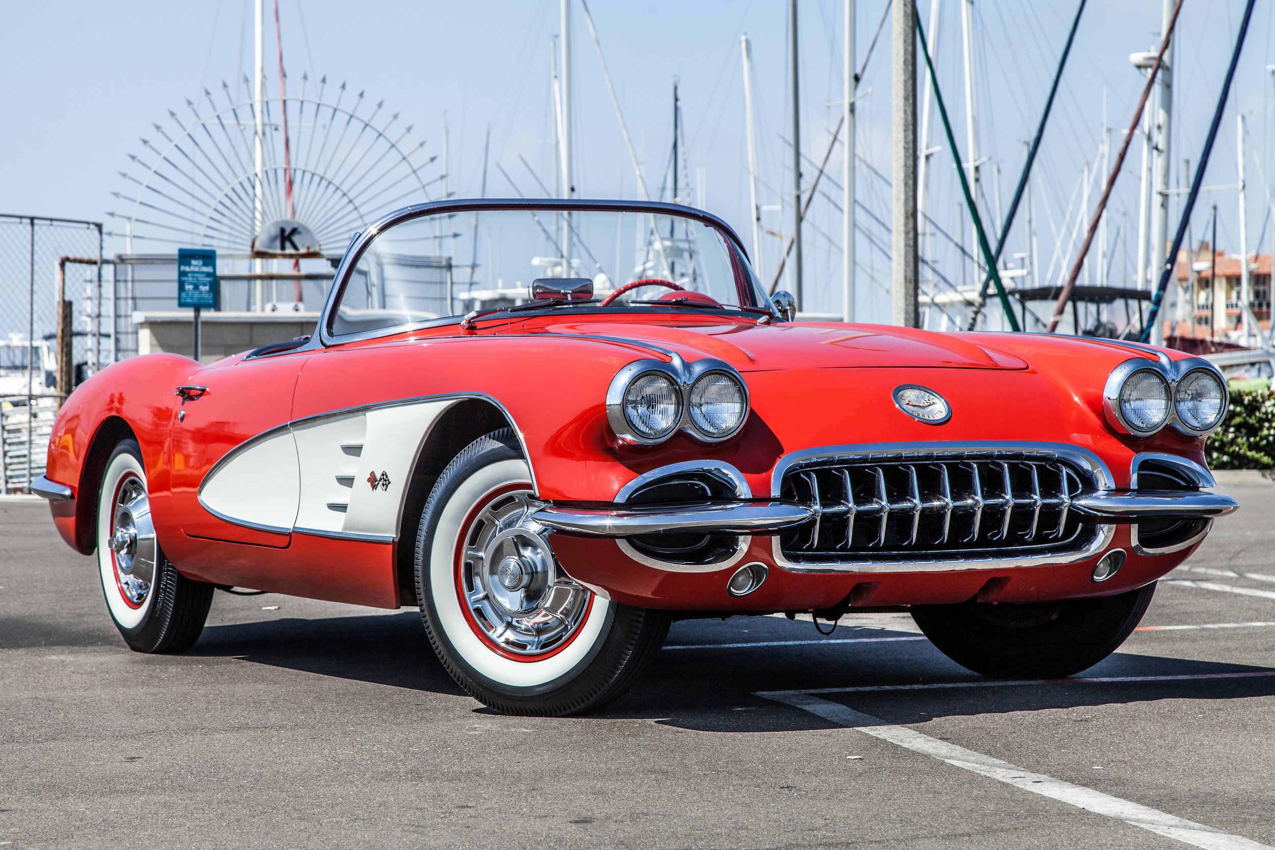 —1960 Chevrolet Corvette—