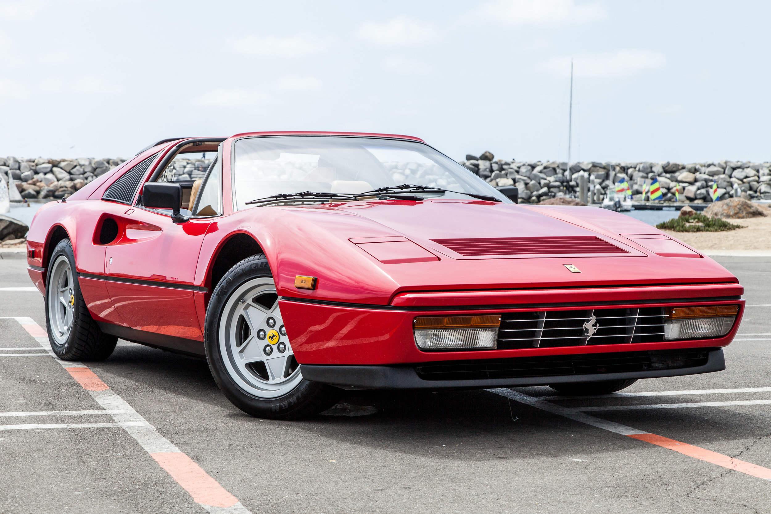 —1987 Ferrari 328 GTSi—