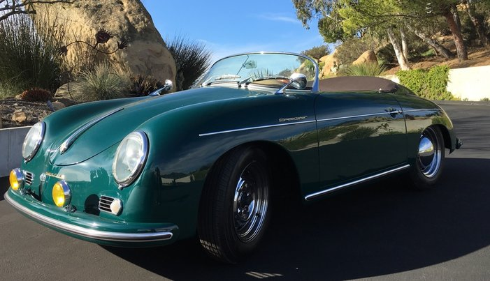 —1956 Porsche Speedster Tribute—
