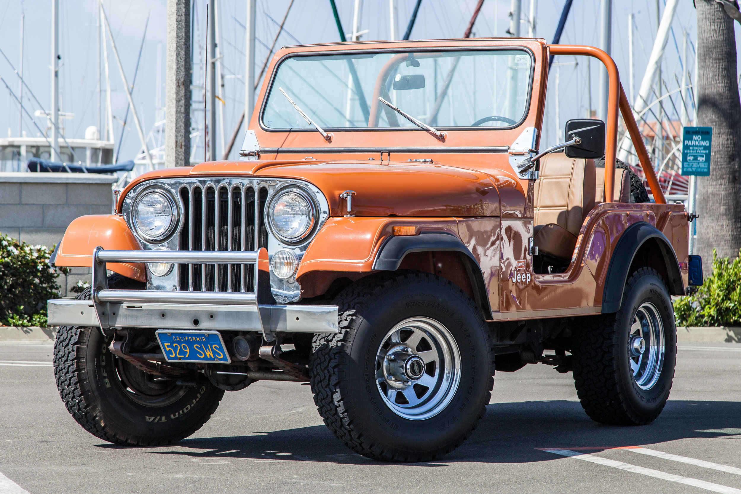 —1977 Jeep CJ5—