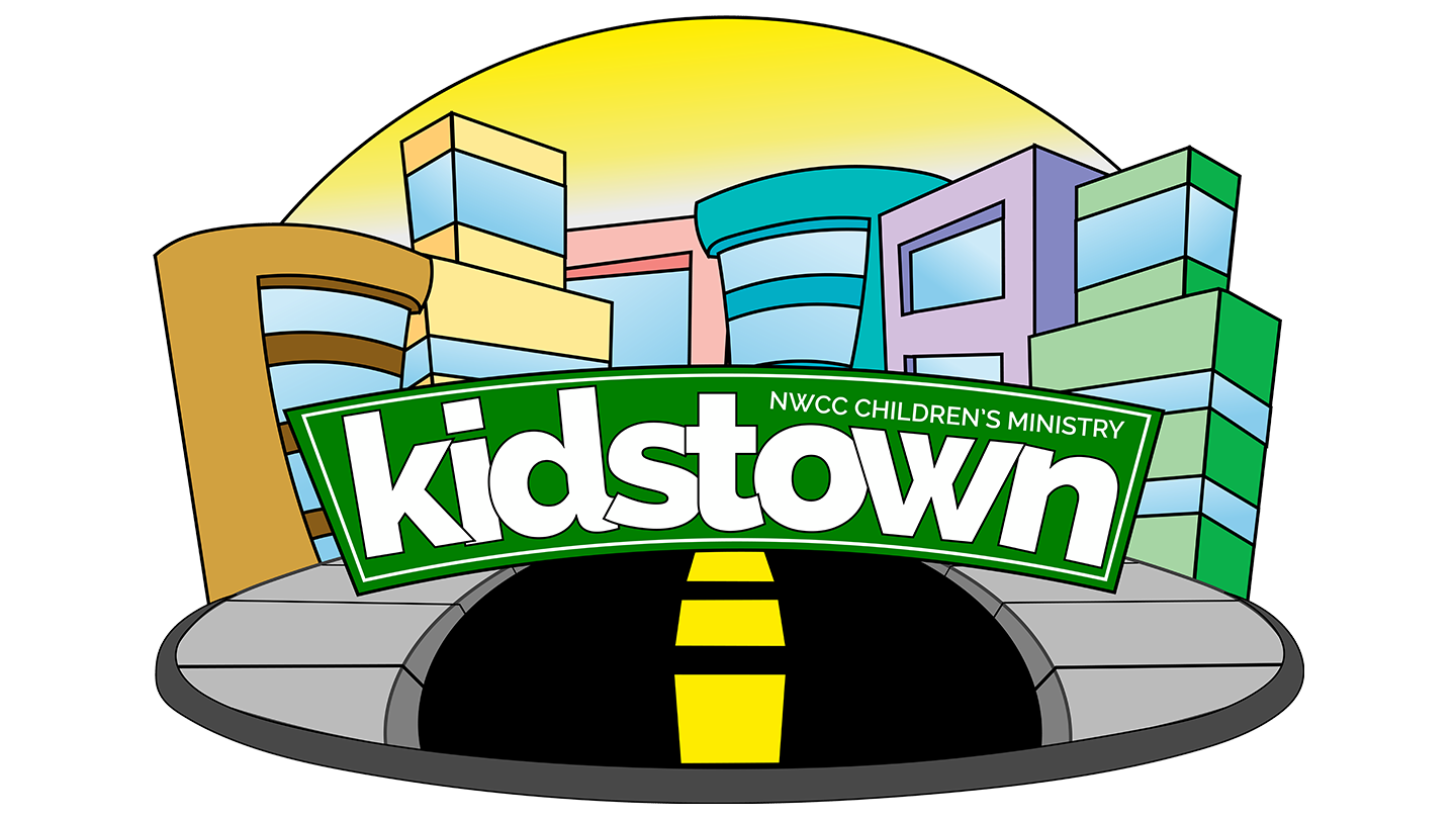 Kidstown meets during the 9:30 and 11:00am services every Sunday! -