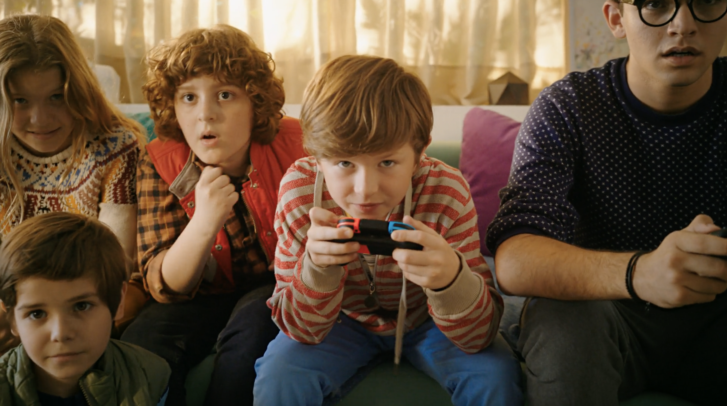 Nintendo Switch Global Campaign