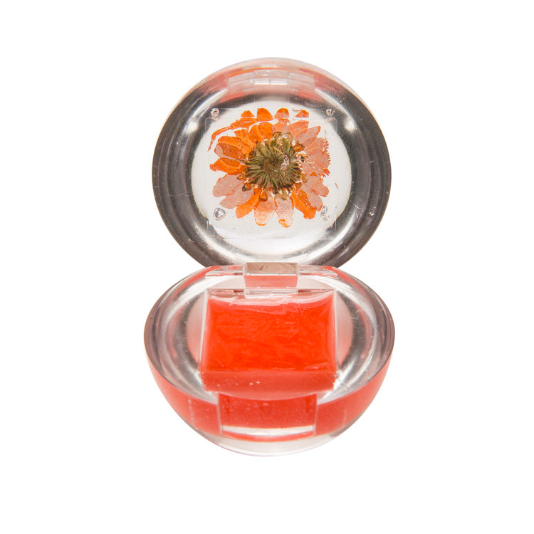 Blossom Beauty Orange Duo Lip Gloss