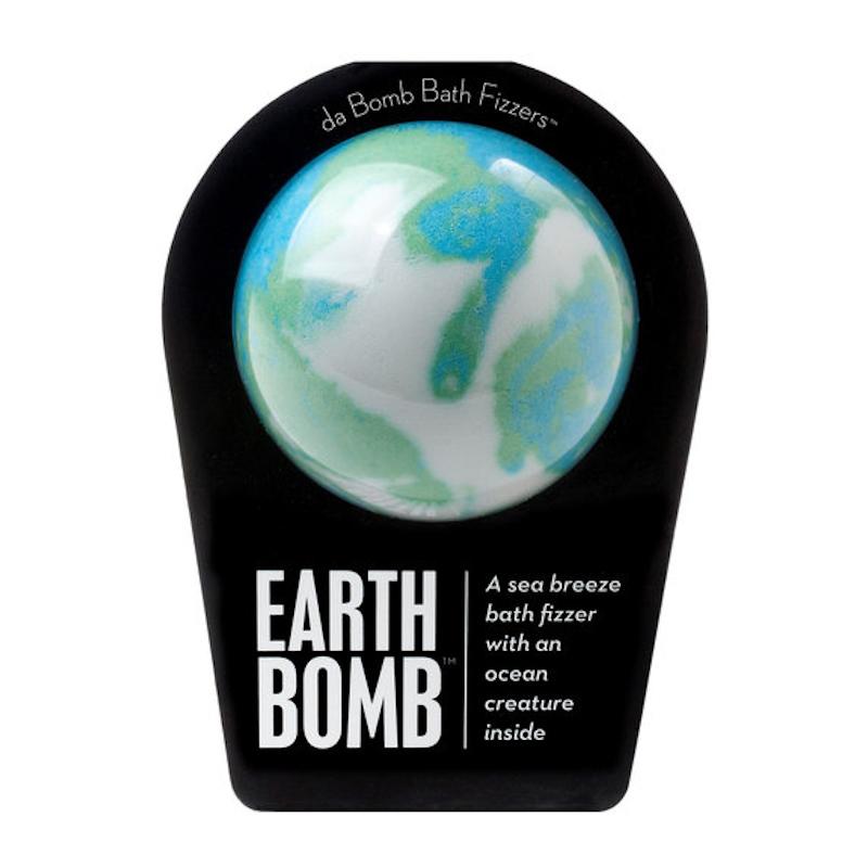 Da Bomb Earth Bomb Bath Fizzer