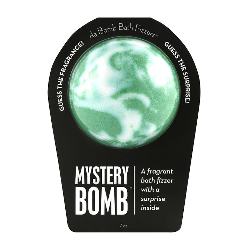 Da Bomb Mystery Bomb Bath Fizzer