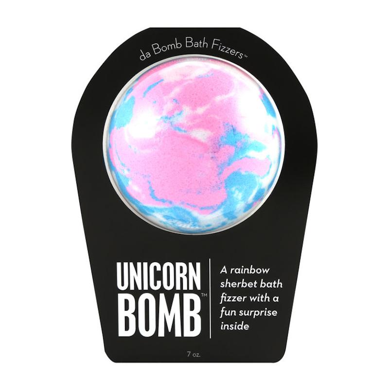 Da Bomb Unicorn Bomb Bath Fizzer