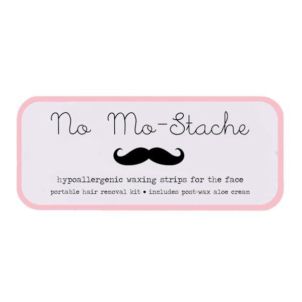 Yes Mo Beauty No Mo-Stache Hypoallergenic Lip Wax Kit