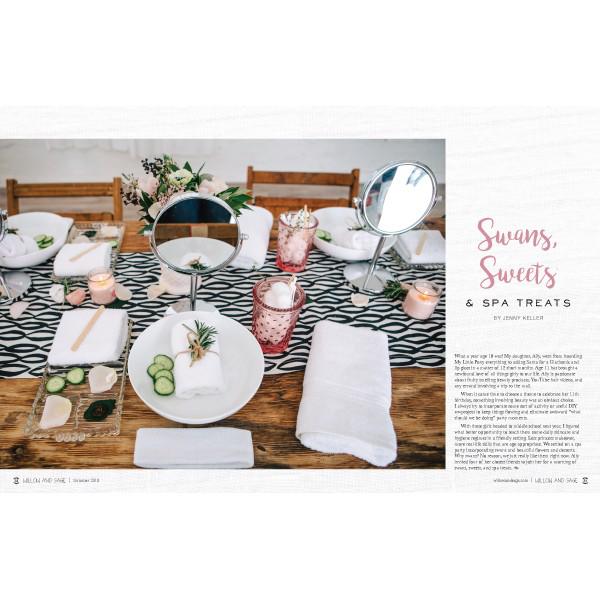 Willow & Sage Magazine