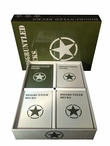 Disgruntled Decks Army Pack