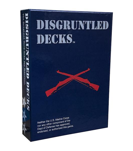 """Disgruntled Decks Marines """"Jarhead"""" Pack"""