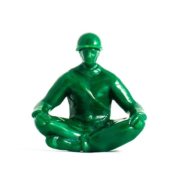 Yoga Joes Meditation