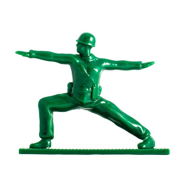 Yoga Joes Warrior Two