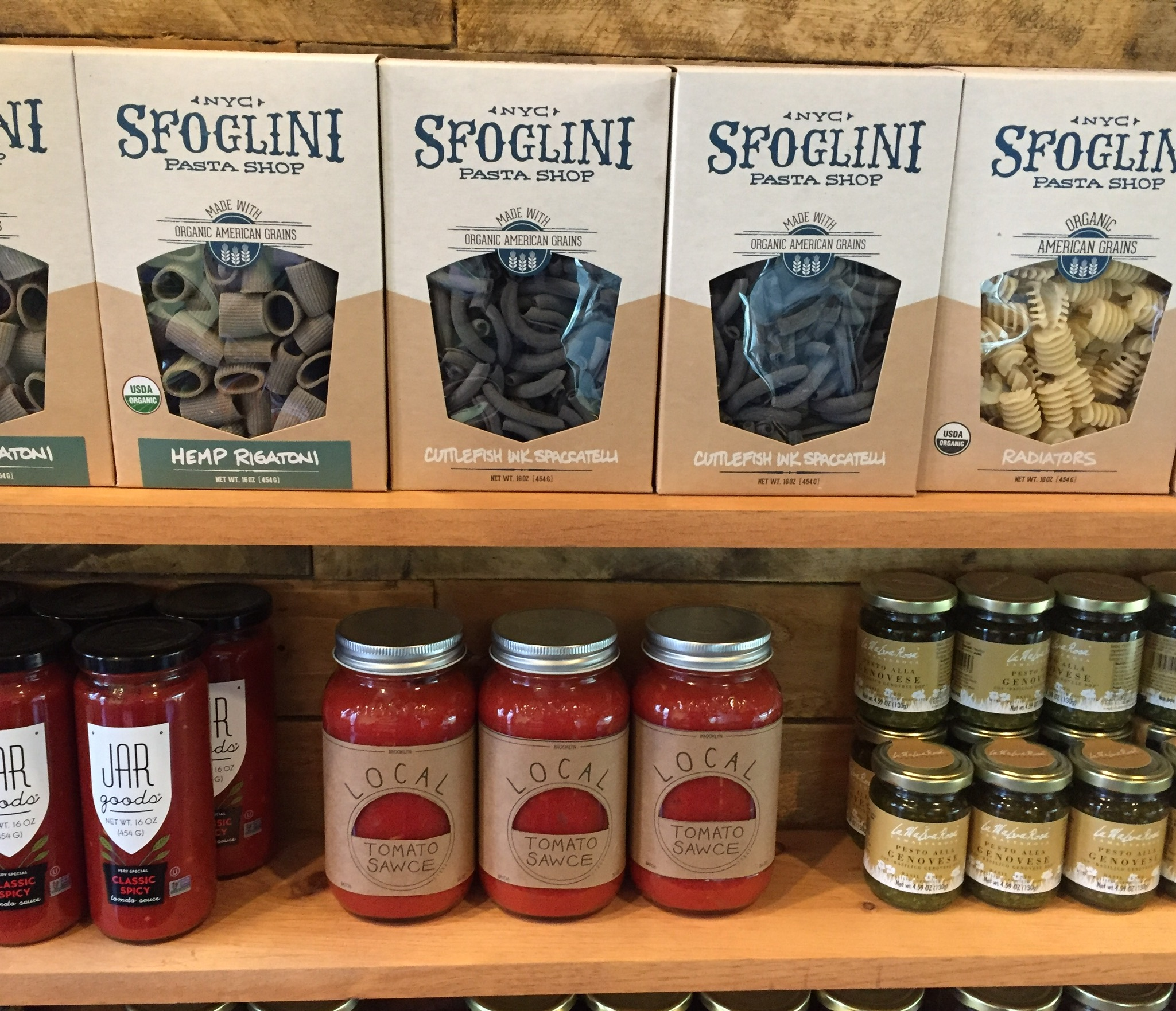 Local Specialty Foods