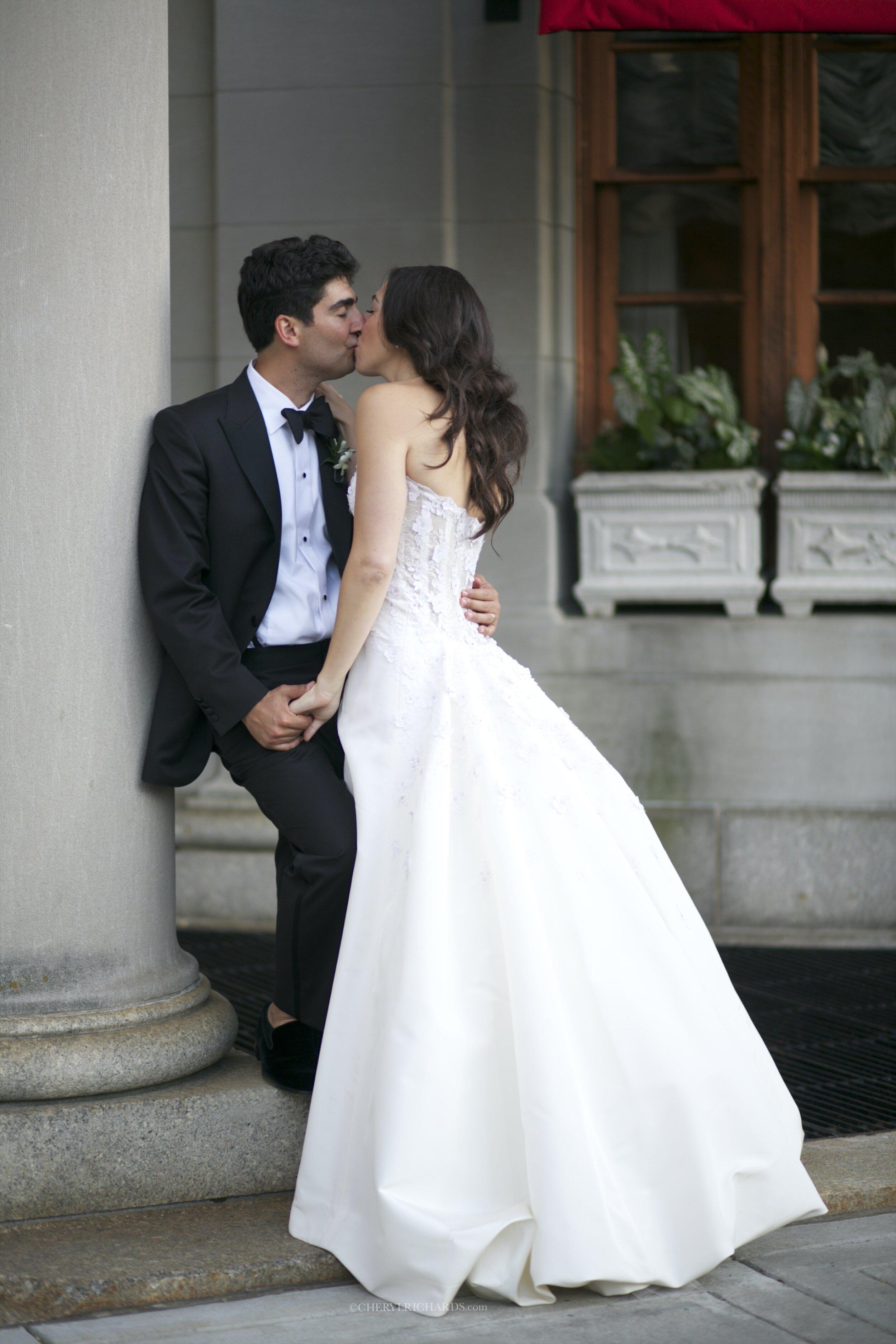 Boston Wedding Photographer Fairmont Copley