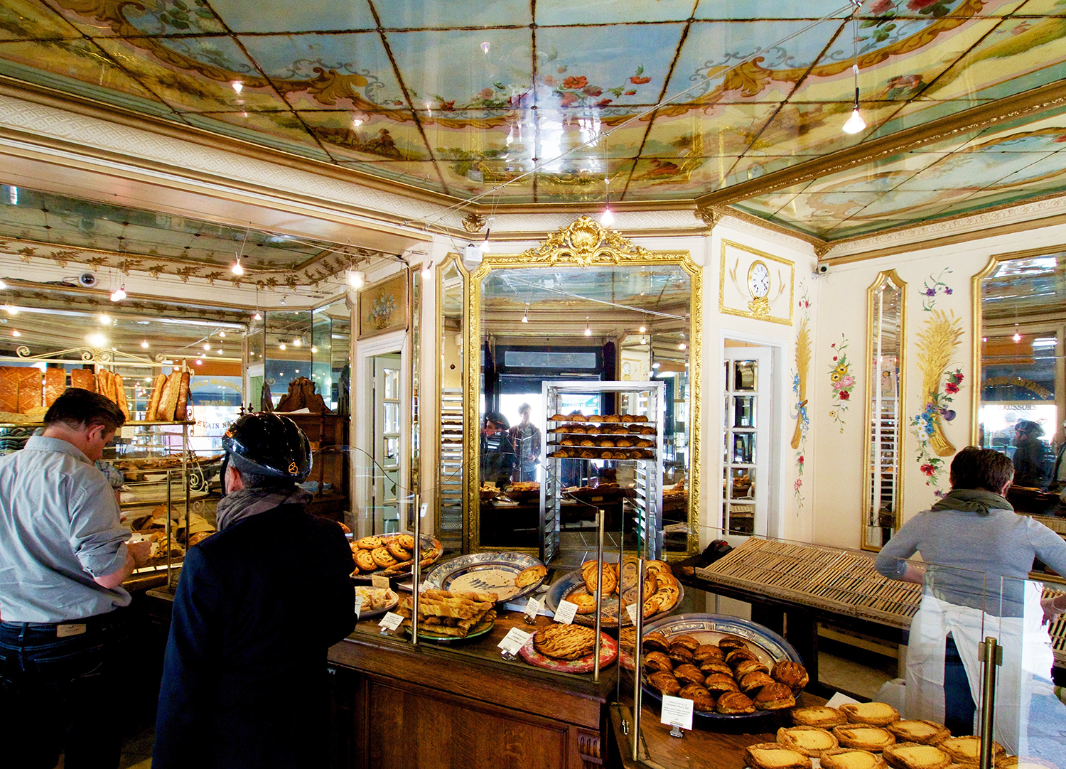 les Best Croissants +Pastries walk -