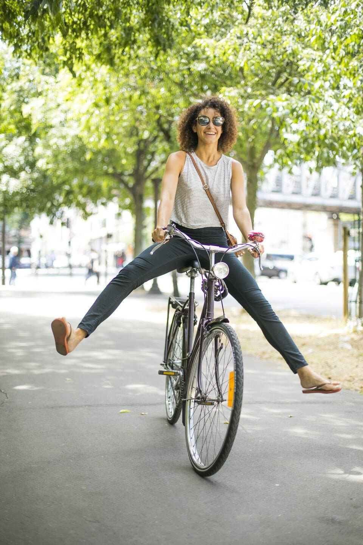 see Paris by bike -