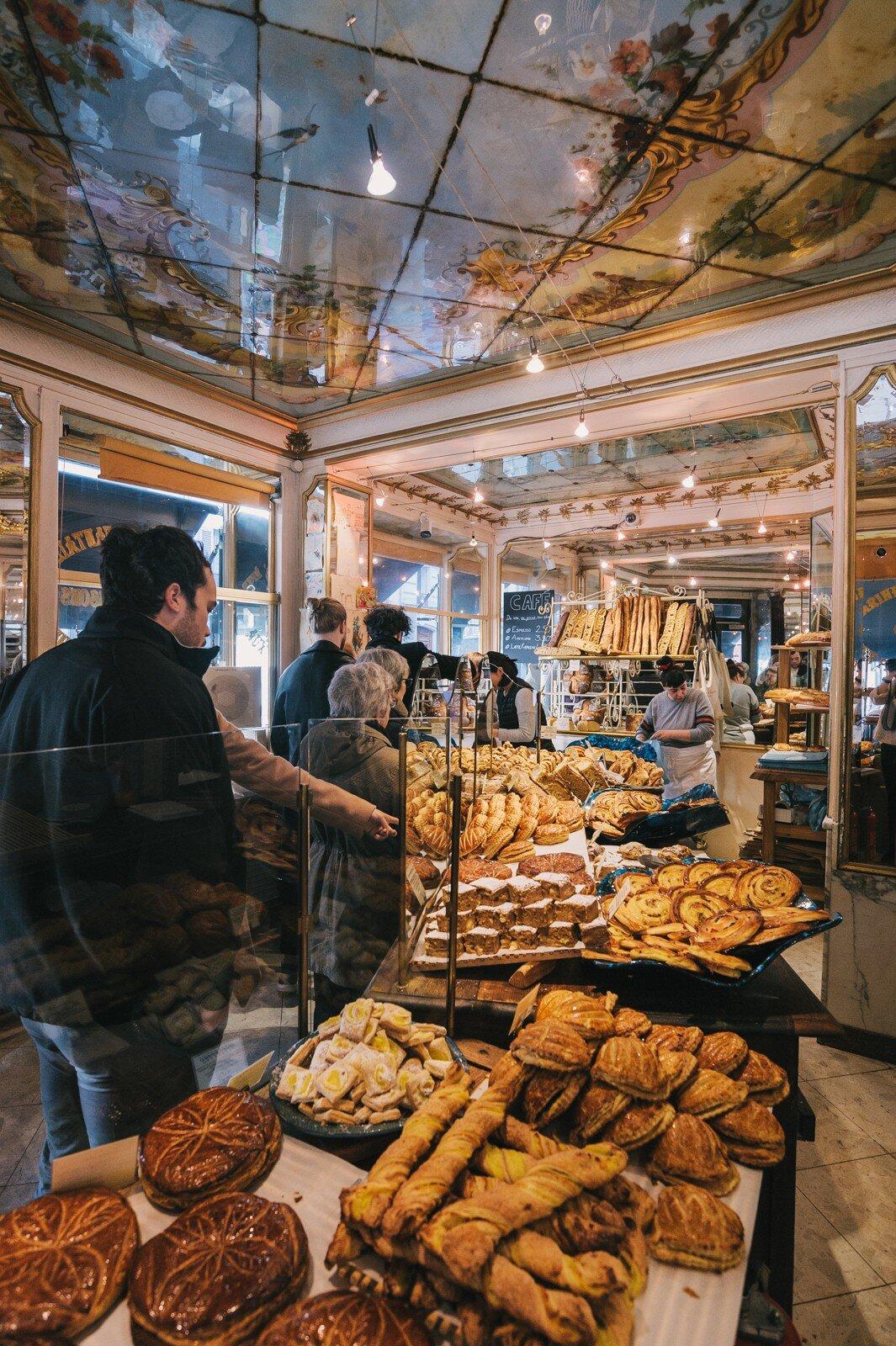 the insider's way to taste paris -