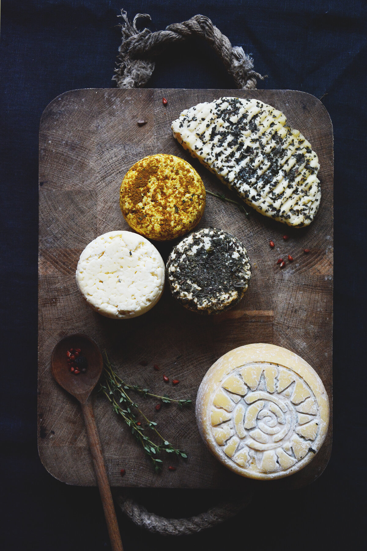 rare + unusual French cheeses exploration -