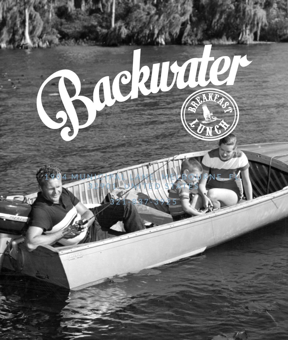 Backwater Breakfast & Lunch