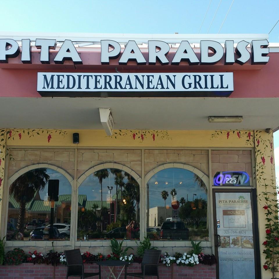 Pita Paradise Mediterranean Grill