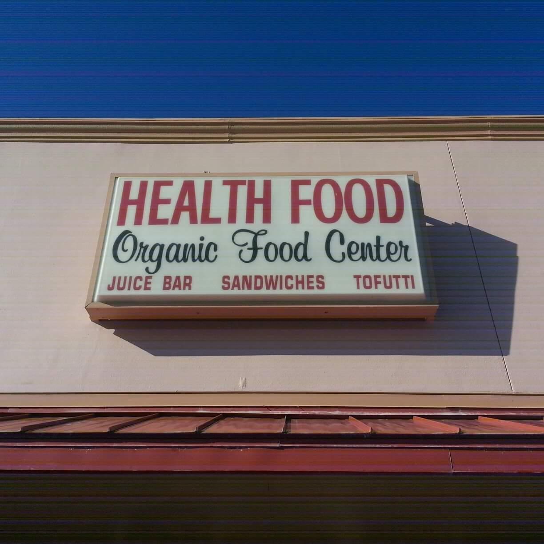 Health Food Organic Food Center