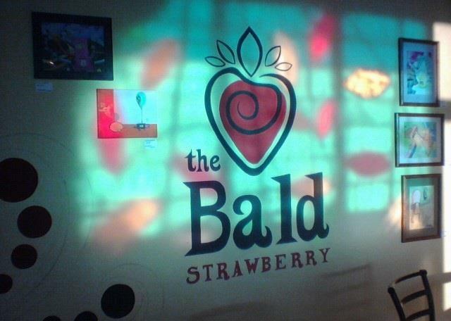 The Bald Strawberry