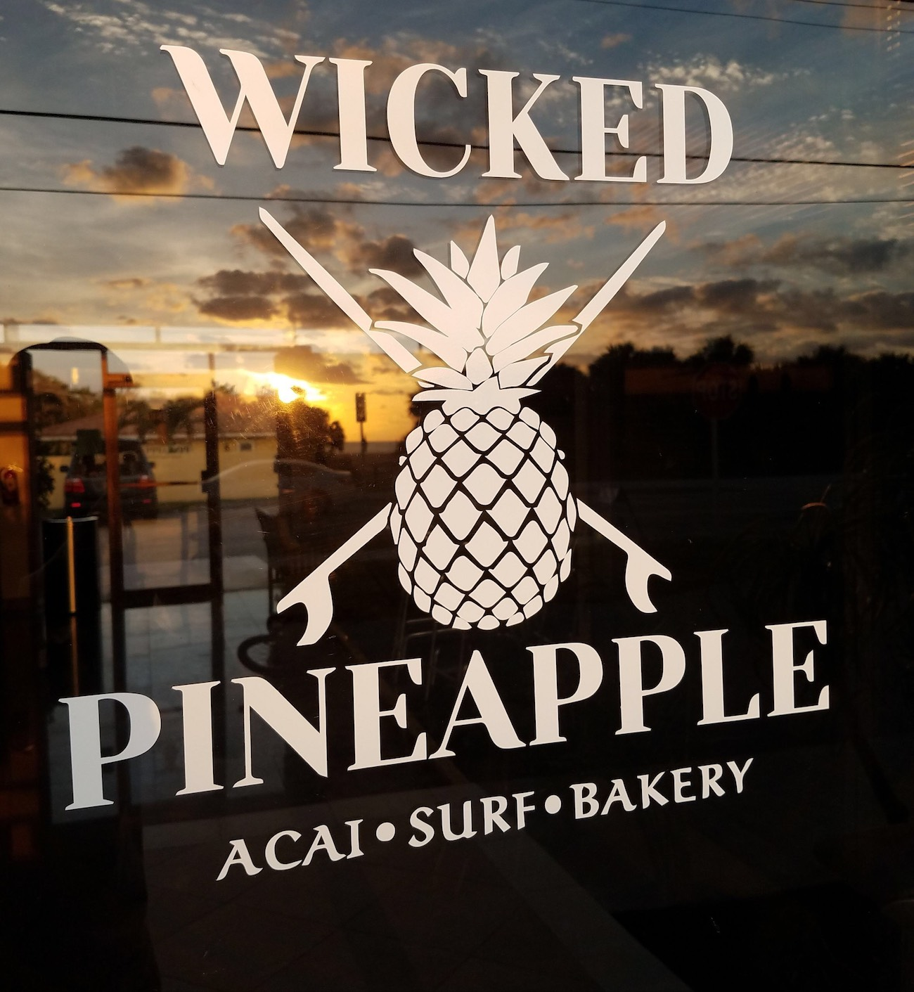 Wicked Pineapple