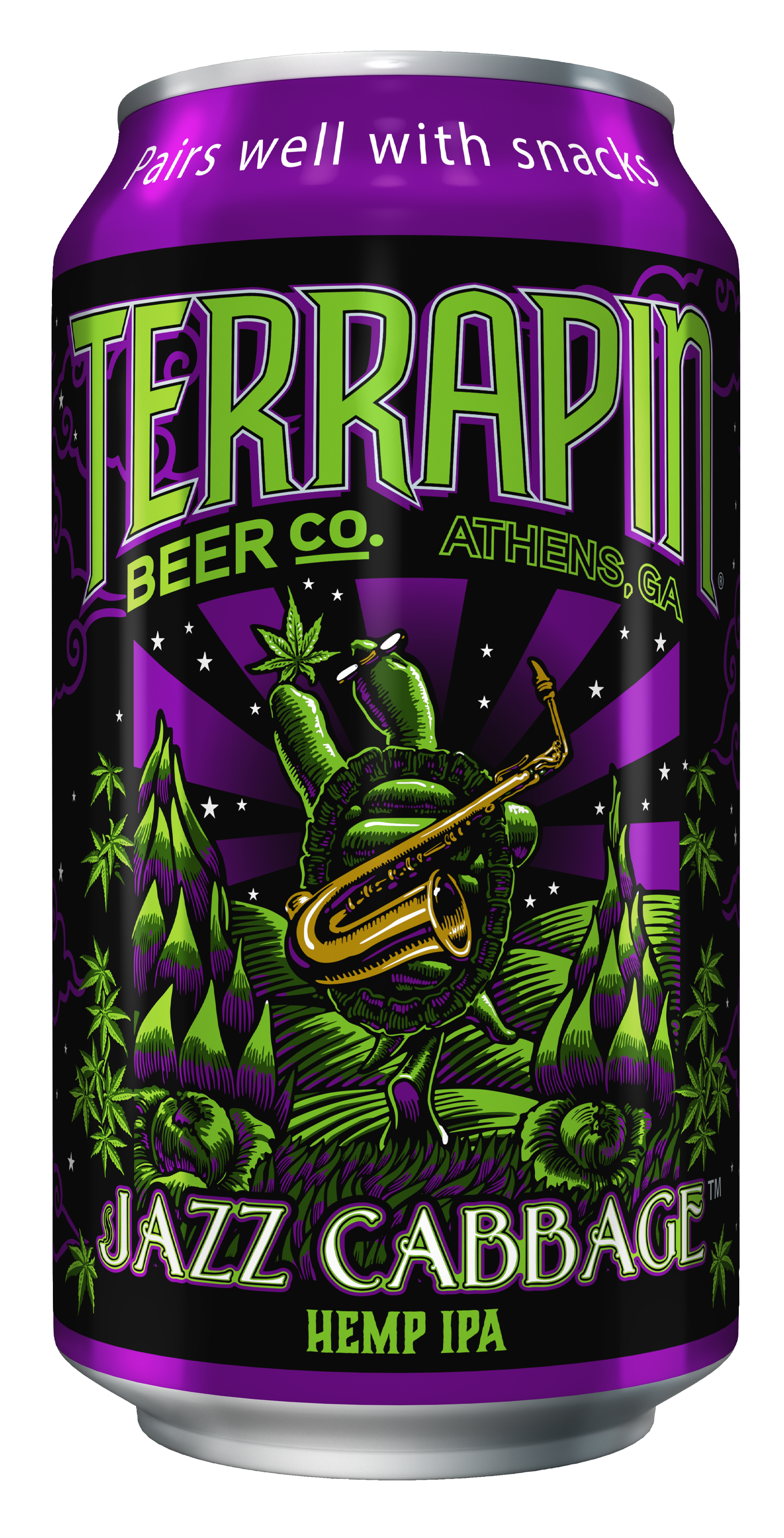 "Terrapin ""Jazz Cabbage"""