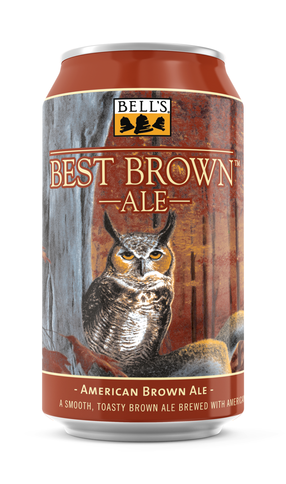 Bell's Can Image Best Brown Ale