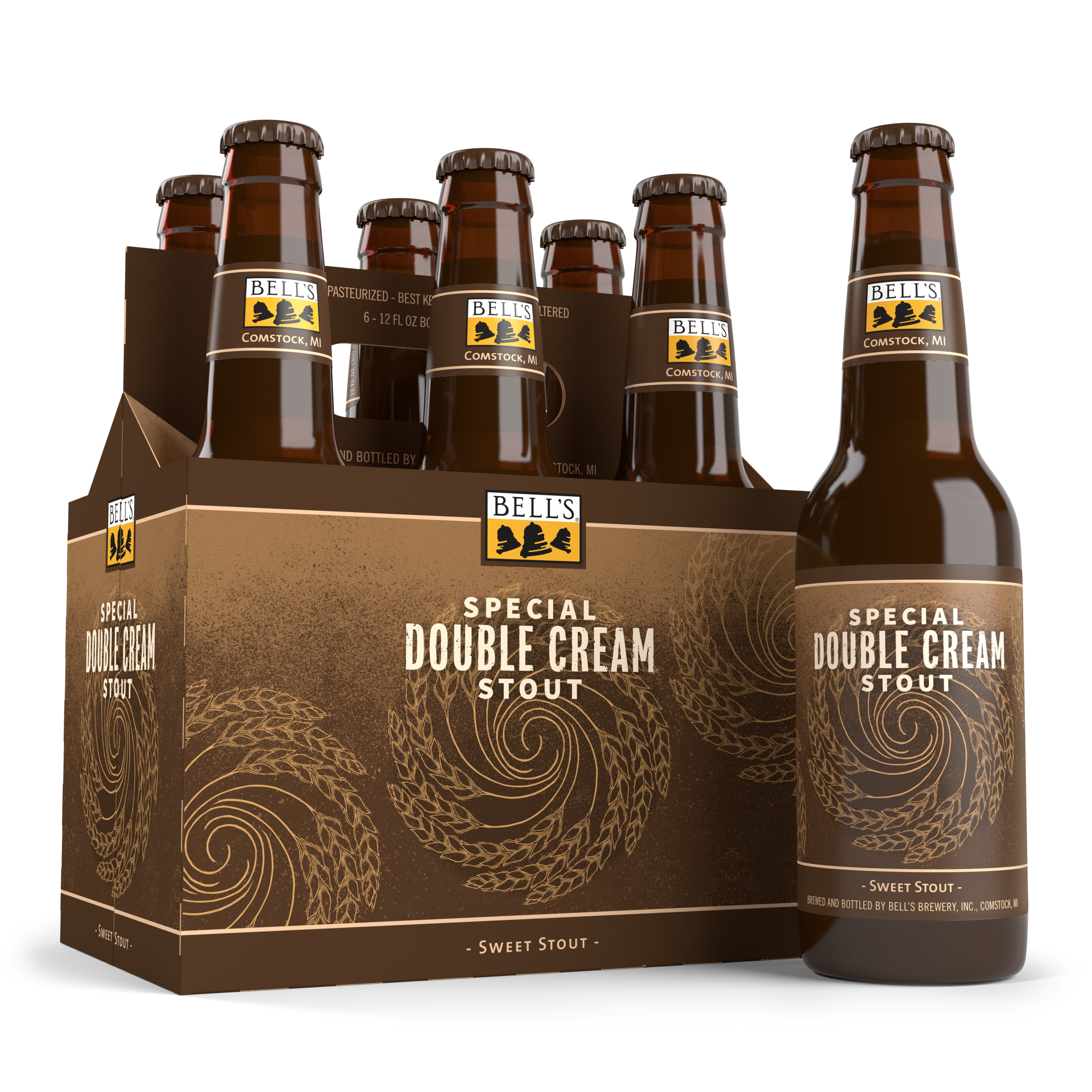 Bell's Special Double Cream Stout Bottles