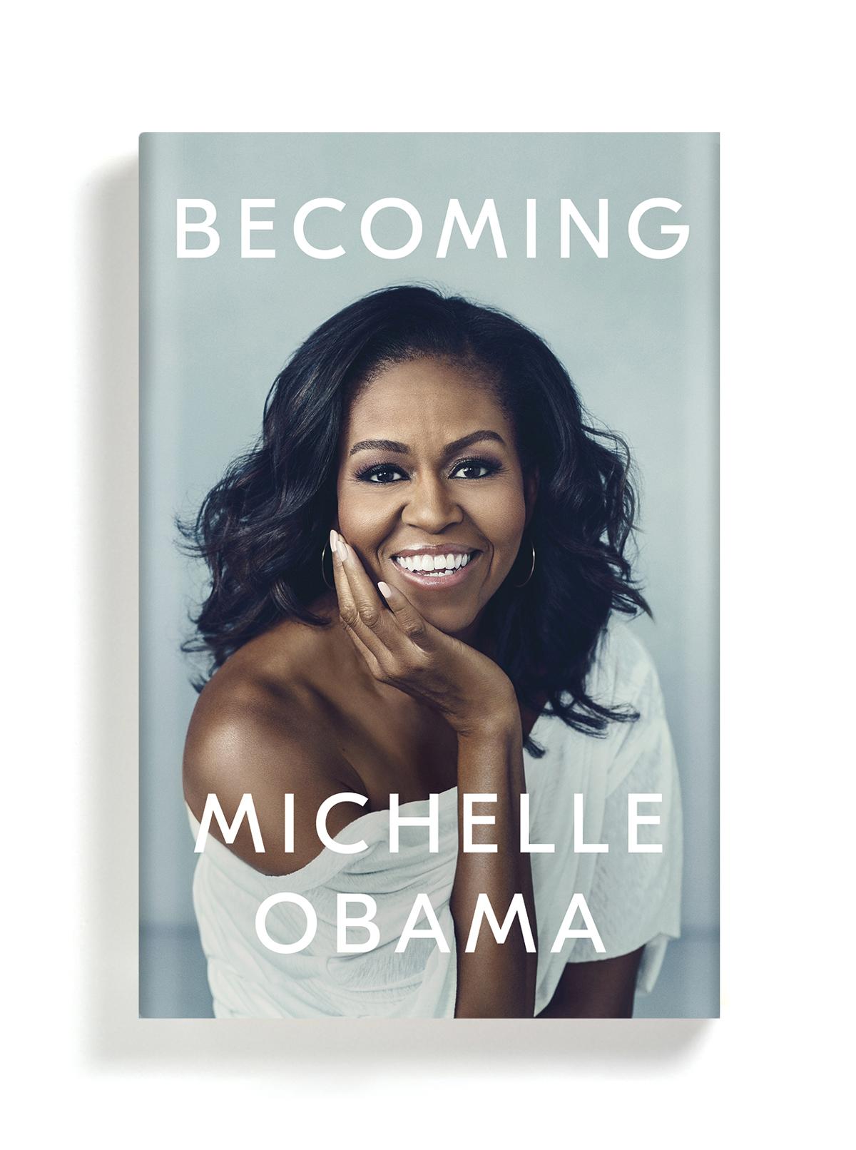 le prochain livre de michelle obama. Credit photo: becomingmichelleobama.com