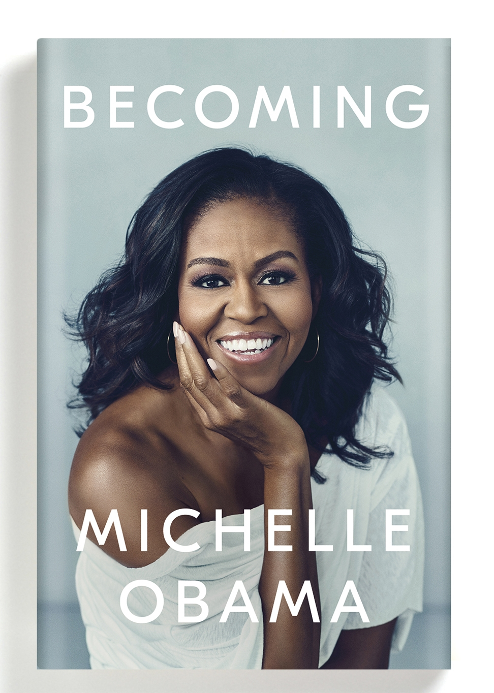 I can't wait to get a hold of Michelle Obama's new book. Photo credit: becomingmichelleobama.com