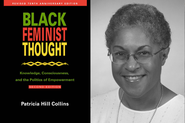 The book that changed Stephanie's life: Black Feminist Thought: Knowledge, Consciousness, and the Politics of Empowerment by Patricia Hill Collins. 📷:  Buzzfeed  (click to read a great list of 13 books about Black Feminism)