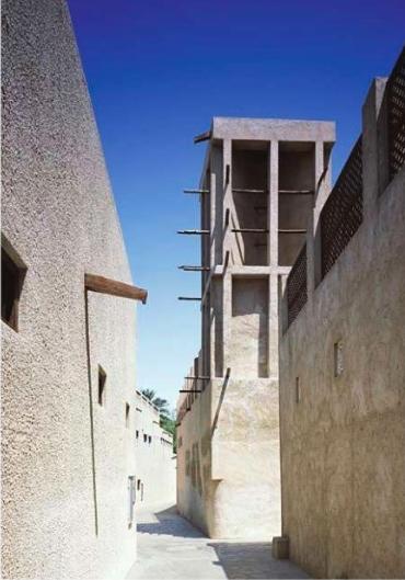 Bastakiya, Dubai. Photo by Nicole Katz