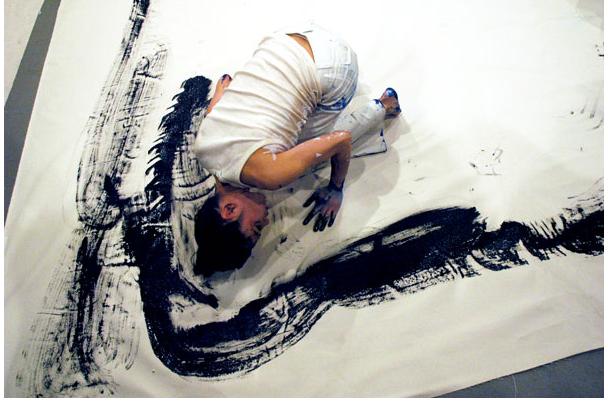 Artist Janine Antoni