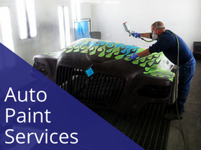Joe's Body Shop Auto Painting Services
