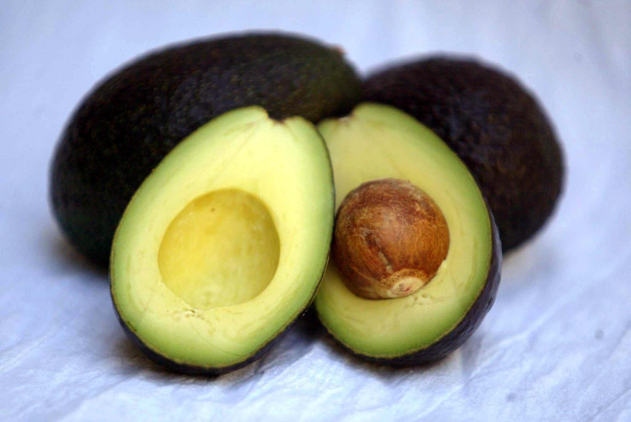 Los aguacates son una gran fuente de ácidos grasos omega 6 y omega 9. Foto: Matt Writtle