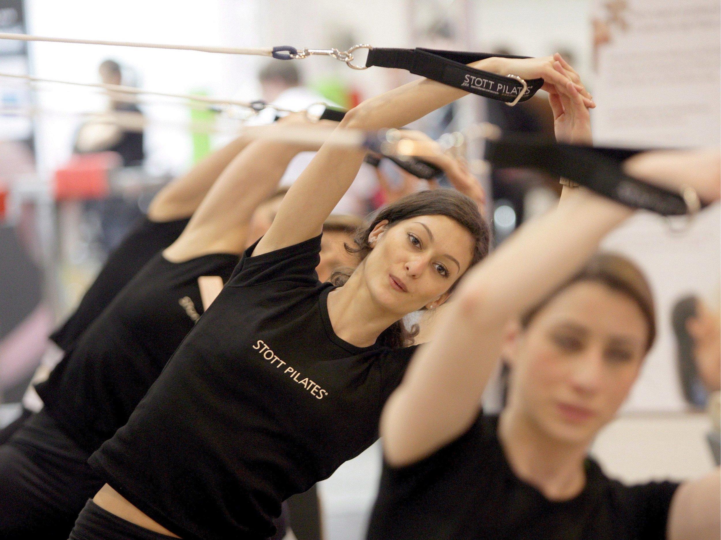 Trabajar la fuerza tiene unos efectos protectores, a nivel neurodegenerativo y de huesos y articulaciones. Foto: Joerg Carstensen