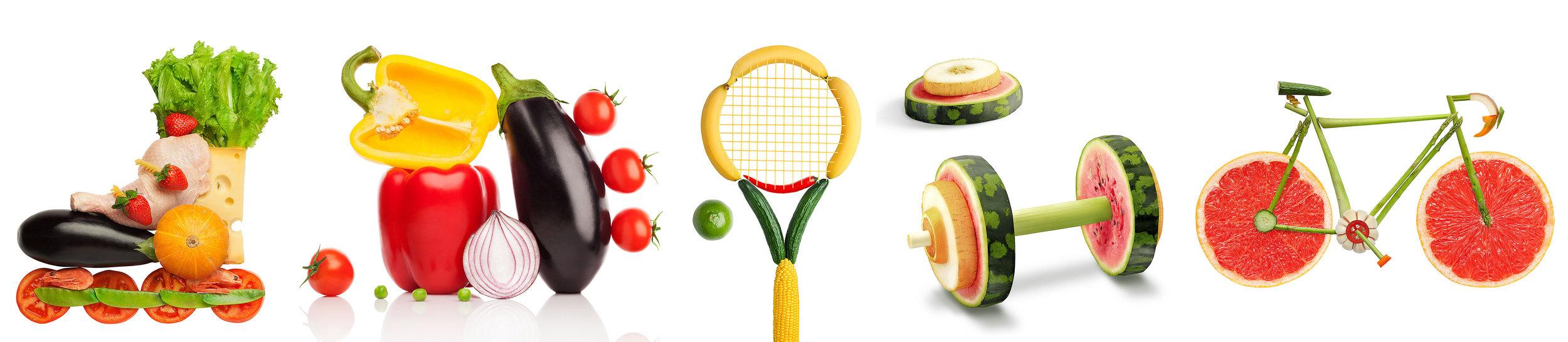Consuma grandes cantidades de carbohidratos complejos que se encuentran, por ejemplo en el tomate, brécol, zanahoria o legumbres, entre otros. FOTO: IMEO