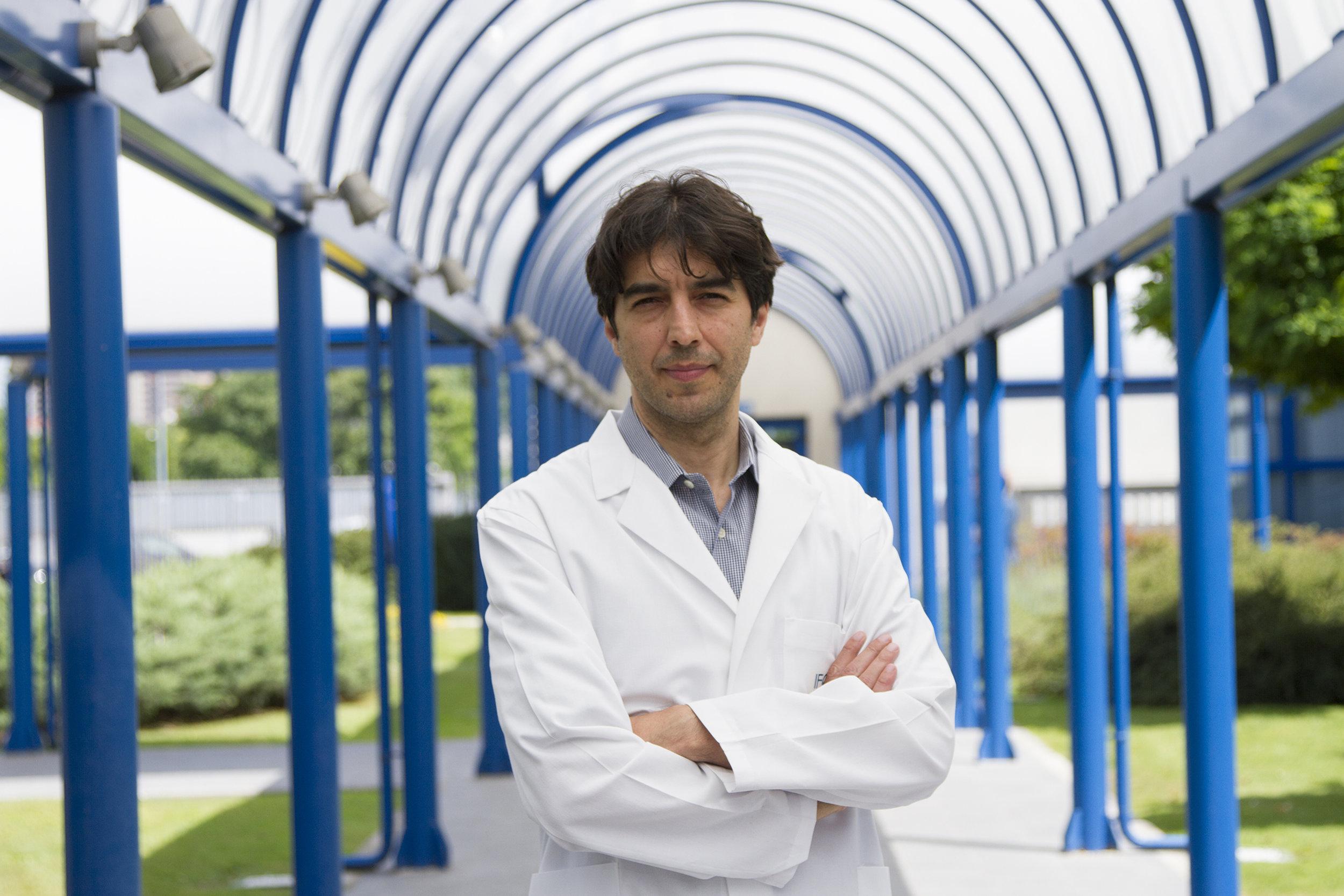 Una imagen del profesor Longo. Foto:Istituto FIRC di Oncologia Molecolare (IFOM)