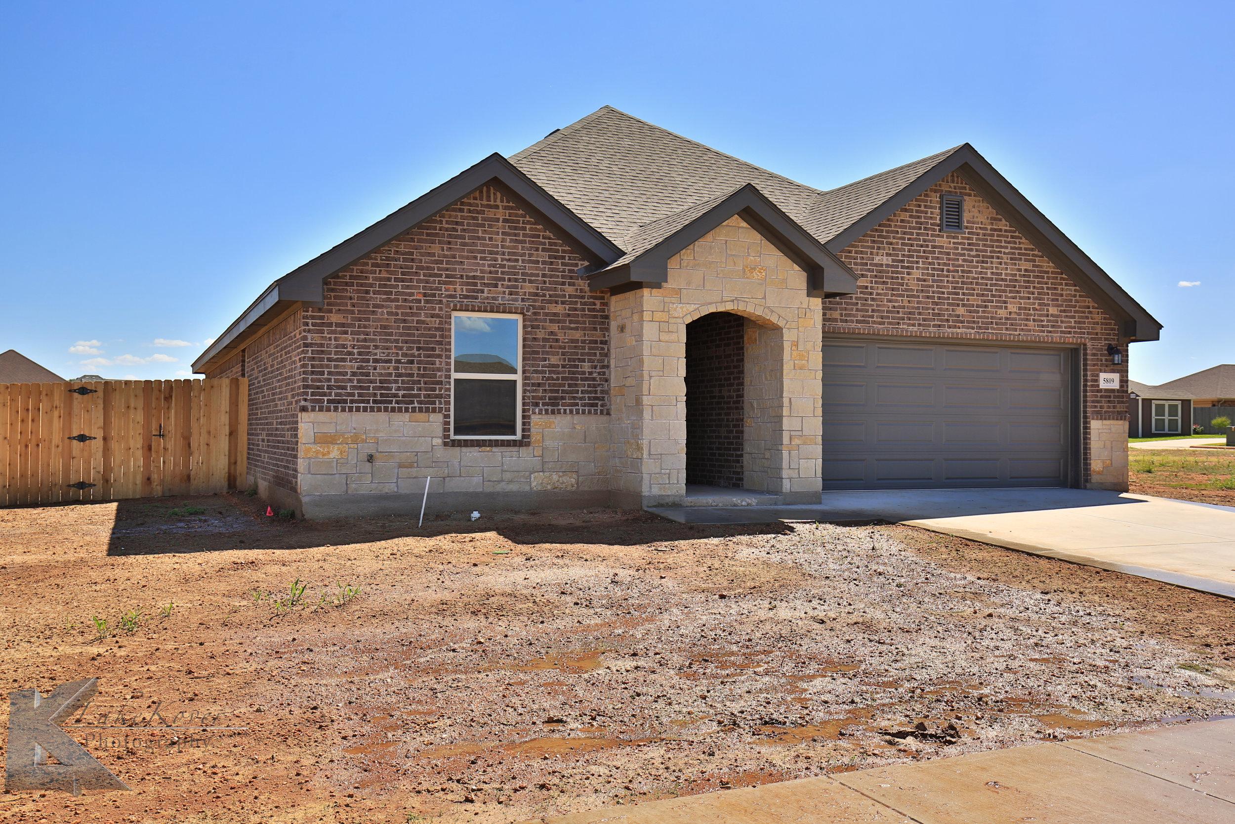 5809 Butterfield Meadows Parkway, Abilene, Texas, Kyle Paul Construction Custom Home Builder