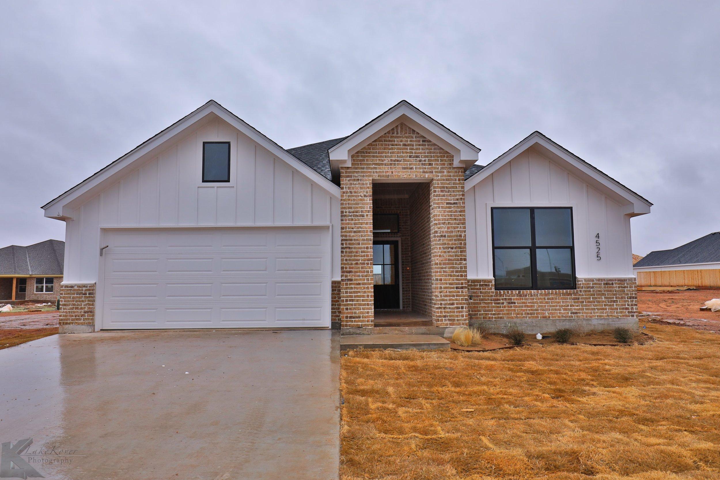 Kyle Paul Construction Homebuilder Abilene Texas