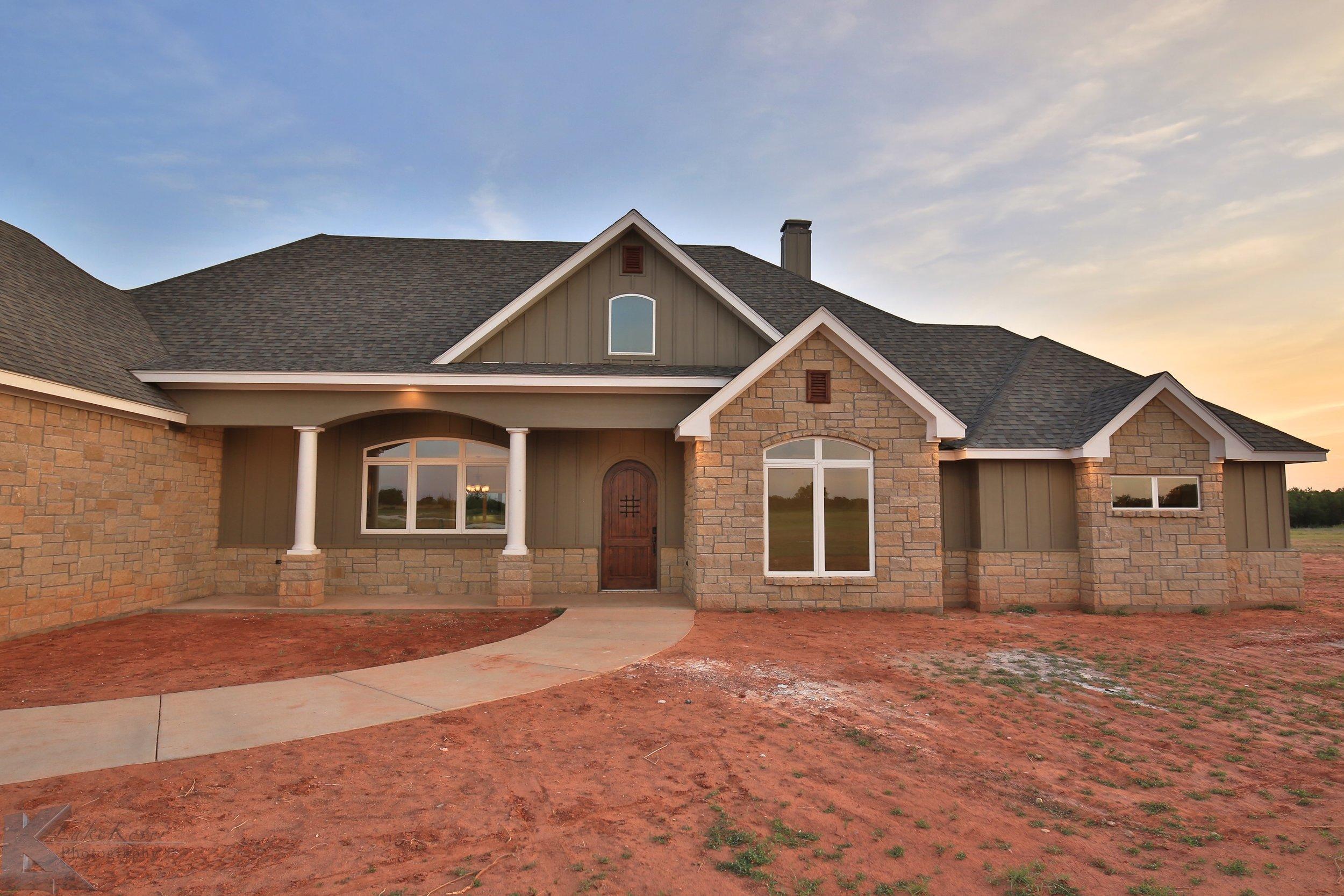 Kyle Paul Construction Abilene Custom Home Builder