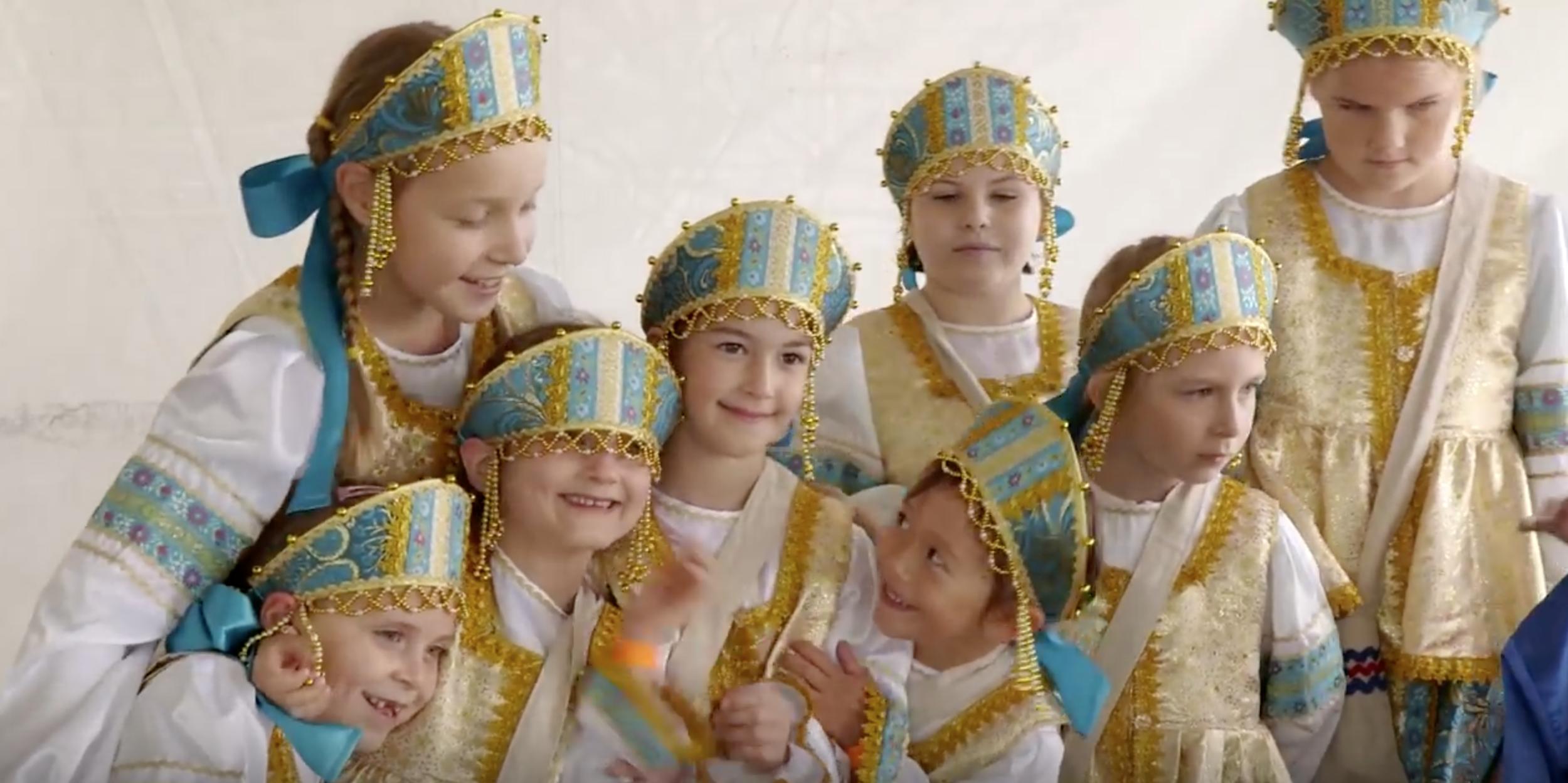 RUSSIAN FESTIVAL -