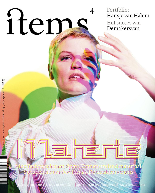 client: Items Magazine  - buro: nilsson