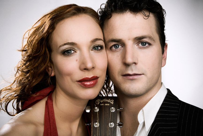 Rixt Leddy & Laurens Joensen.