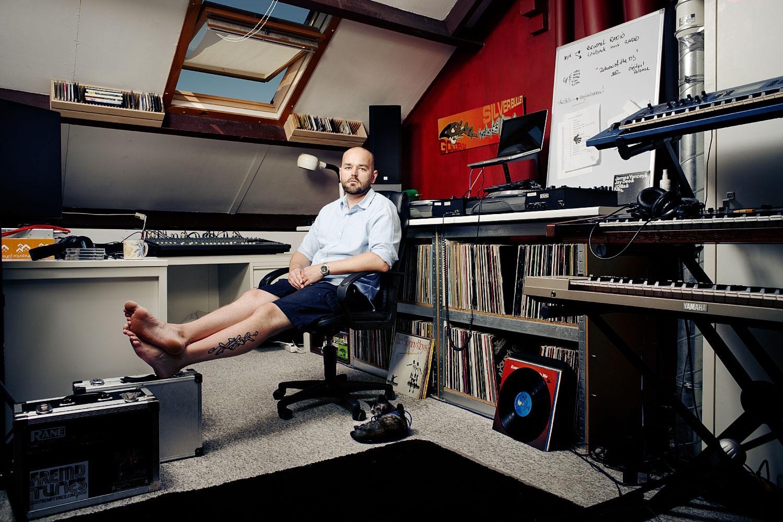 Chris Smith / DJ Vindictiv.