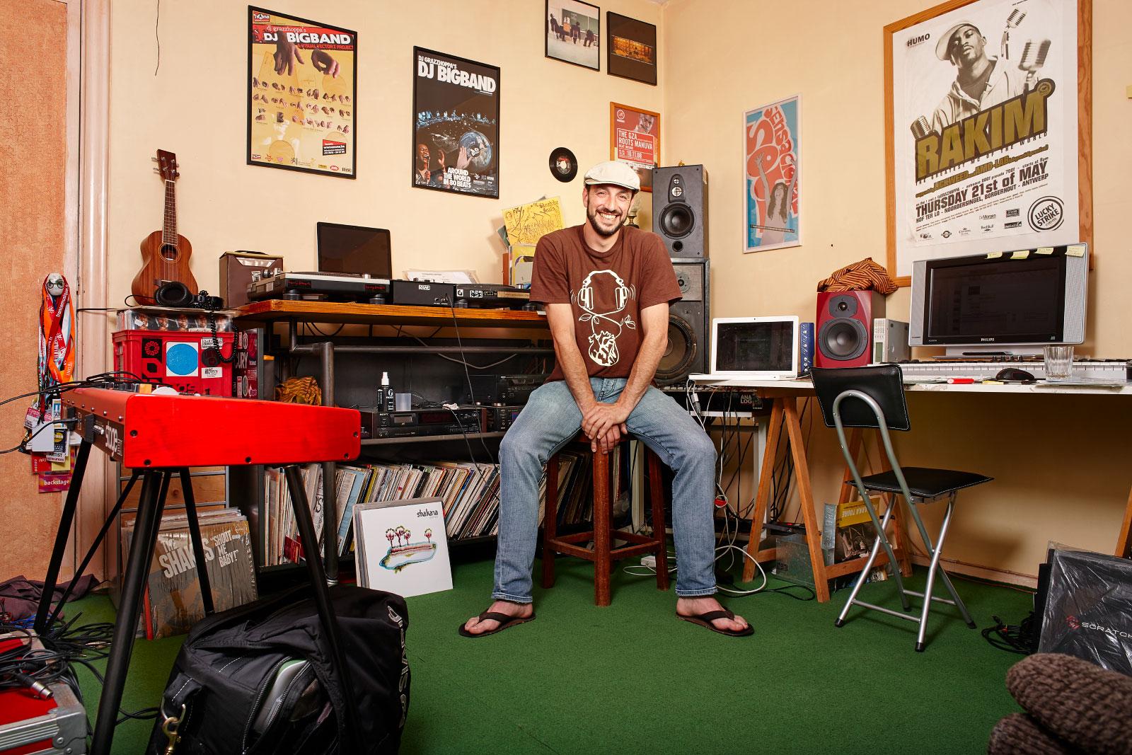 Xavier Scheffer / DJ Courtasock.