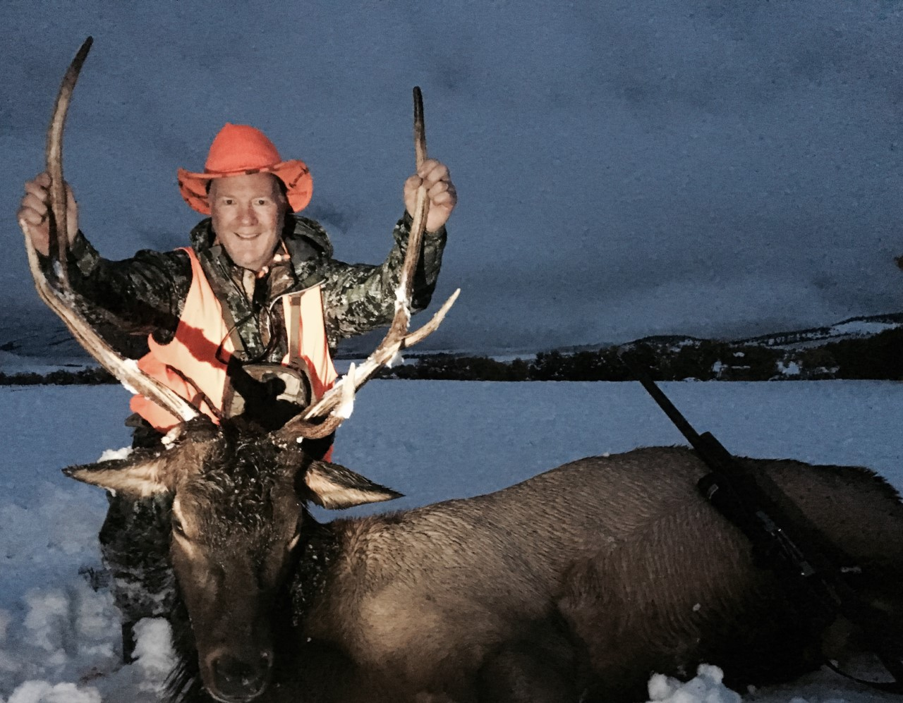 Todd L and his frosty bull elk.jpg